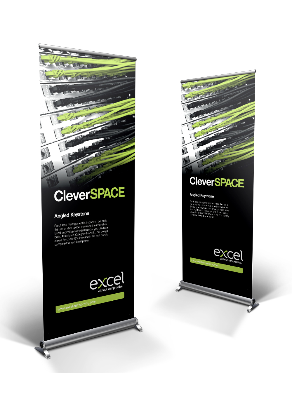 CQC Solutions Roller banner
